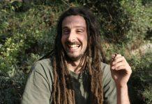 Happy Hippie Got A Joint