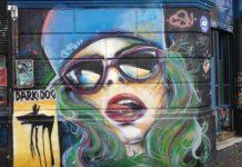 Passion to Marijuana Graffiti