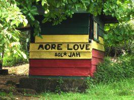 Villa 'More Love' in Jamaica