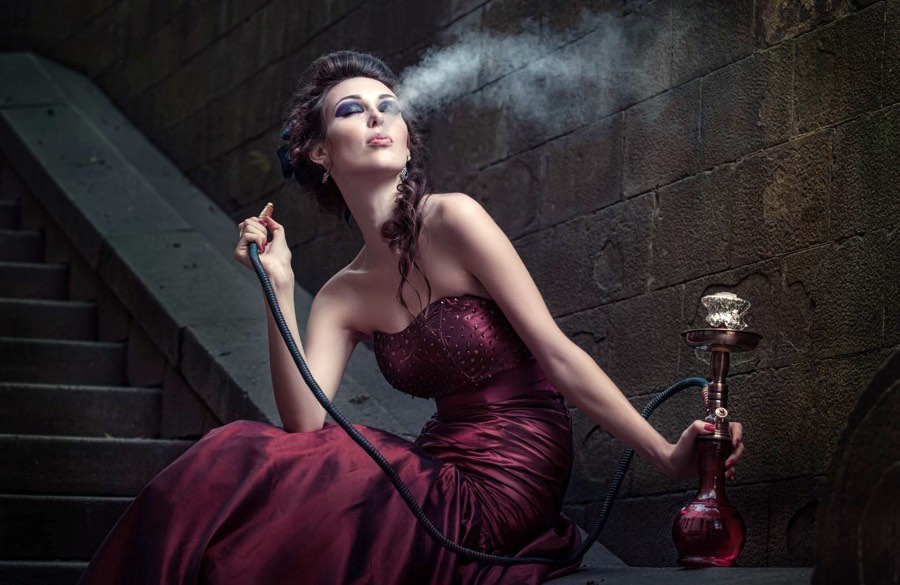 Other Means Of Vaporization - the Hookah