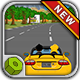 Weed game racing online game - the crazy ride and a ganja girl in the passenger seat