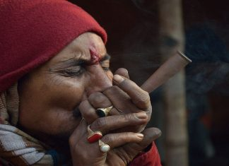 Hashish Bhang India - Cannabis Religious
