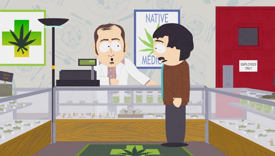 Южный парк легальная марихуана конопля и диабет