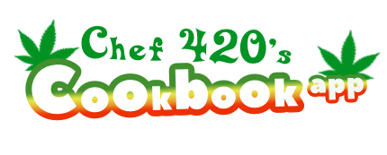 Chef420 Cookbook app - Cannabis edibles recipes (Jamaica)