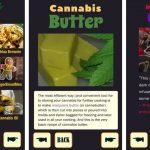 Marijuana Edibles Cookbook app