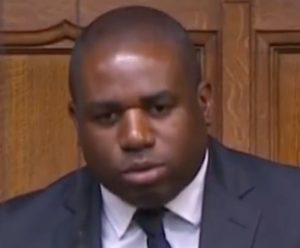 Marijuana in UK - David Lammy, British MP