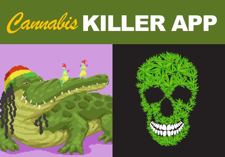 Cannabis Killer App for Sale