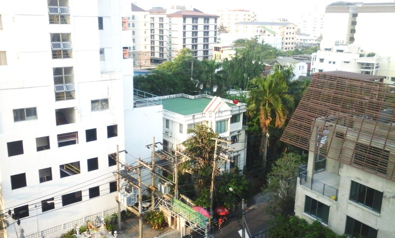 Thailand Bangkok Intamara Neigbourhood